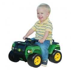 Toys For 1 Year Old John Deere Riding Scoot Ride On Toy Toddler Kids 2 Years Fun