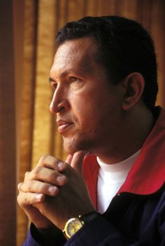 Hugo Chavez (1954-2013)  1996