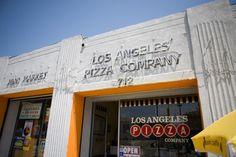 los angeles pizza company