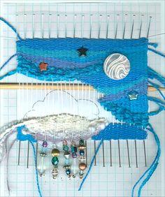 Pin Weaving blue sky - weaving away | Flickr - Photo Sharing!