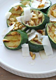 Warmer Zucchinisalat 3