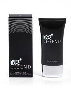 Montblanc Legend After Shave Balm After Shave Balm, Mont Blanc, Shower Gel,  Shaving 19a5269bc51