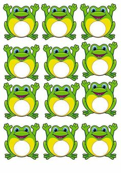 Frog Theme Classroom, Classroom Labels, Classroom Rules, Preschool Classroom, Classroom Decor, Frog Crafts Preschool, Frog Activities, Kindergarten Activities, Preschool Activities