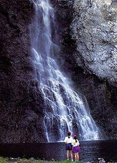 Fairy Falls Trail - Yellowstone