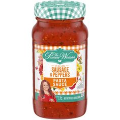 Pasta Sauce – The Pioneer Woman Four Cheese Pasta, Cheese Sauce For Pasta, Food Network Recipes, Cooking Recipes, Keto Recipes, Healthy Recipes, Cooking Ideas, Free Recipes, Sausage And Peppers Pasta