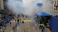 Two explosions occurred near the finish line of the Boston Marathon Monday afternoon. The news and images, including some graphic photos, unfolded on social media just before 3 ...