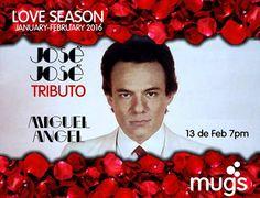 Miguel Angel: Tributo a José José #sondeaquipr #miguelangel #josejose #mugs #hatillo
