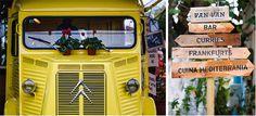 Van Van Market, festival de street food en Barcelona con encantadoras furgonetas!