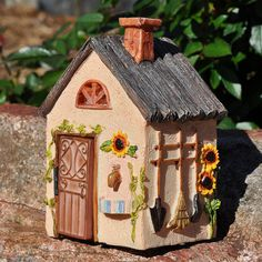 Miniature Garden Fairy Workshop