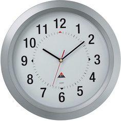 #Orologio da parete big clock alba grigio  ad Euro 15.79 in #Euroffice #Home arredo cornici e orologi