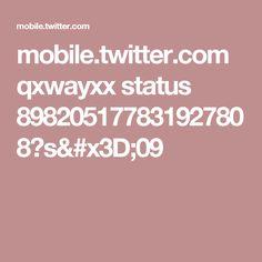 mobile.twitter.com qxwayxx status 898205177831927808?s=09