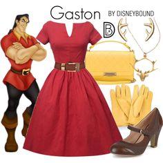 Disney Bound - Gaston