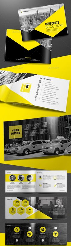 Corporate Brochure Company Profile 14