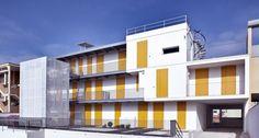 Social Housing Building / 2+1 officina architettura