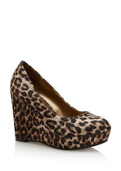Can't wait to wear mine! MADDEN GIRL  Leopard Expose    $59.00