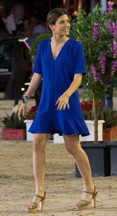 La hija de Carolina de Mónaco llega a la treintena convertida en la 'it-girl' de la monarquía europea.