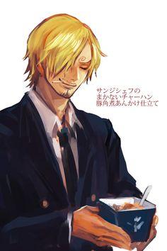 ONE PIECE, Sanji,
