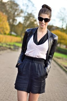 Playsuit for fall  #fashion