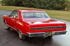 That's No Chevelle! It's a Very Rare, L79-Powered, 1965 Acadian Beaumont Sport Deluxe - Hot Rod Network