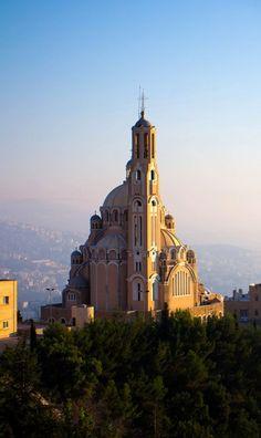 Catedral de San Pablo, Harissa, Jounieh - Líbano