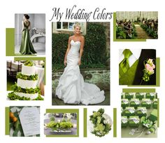 """My Wedding Colors"" by sexyshonda ❤ liked on Polyvore featuring Calla and Morgan"