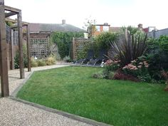 Garden ideas #paving #garden