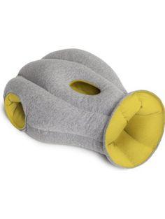 Studio Banana Things Ostrich Pillow, Mellow Yellow ❤ Flat River Group