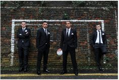 Vermaelen, Oxlade-Chamberlain, Walcott, and Wilshere. I love Arsenal.