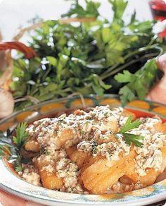 Il meglio della cucina ligure: ricette saporite, elaborate e in genere poco dispendiose.