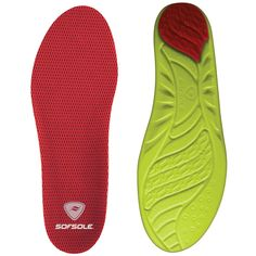 buy popular 97fc0 ff97e Sof Sole Arch - Men s High Arch Performance Cushioning   Support Insoles