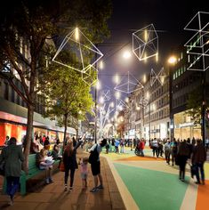 Plans to pedestrianise the western section of Oxford Street in central London by the end of 2018 have been unveiled today by Mayor of London Sadiq Kahn.