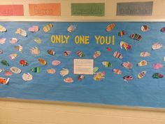 """School Counseling Ideas: """"Only One You"""" 2nd Grade Guidance Lesson"""