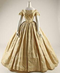 1859 robe de mariée US