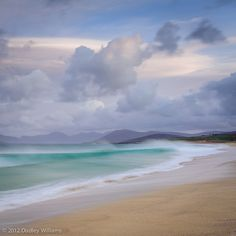 Beach Photography of Remote West Coast of Scotland by Dudley Williams.