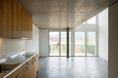 Wohn- und Gewerbesiedlung Kalkbreite - Müller Sigrist Architects