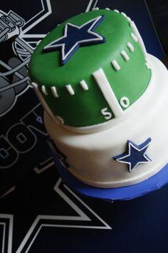 cowboys football birthday cakes | Dallas Cowboys Football Cake | for cake sake blog