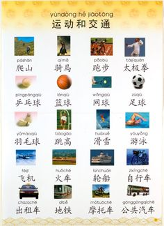 Happy Chinese Wall Charts | Chinese Books | Learn Chinese | Posters | ISBN 9787107174001
