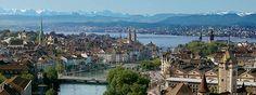 Le migliori città in cui lavorare: Zurigo