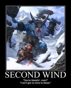 ddemotivators: Second Windby Yora