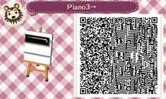 """spoonybakescake: """" ironicallykawaii: """" Piano keys facing down and facing right. More later. kby """" cool idea!! """""""