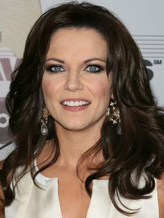 Martina McBride - beautiful and talented. She has an amazing voice.