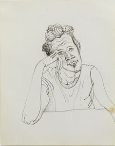 Alice Neel, 'Bette Fischer,' 1965, Aurel Scheibler