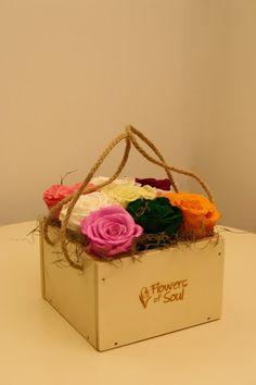 Flowers of Soul: Trandafiri nemuritori