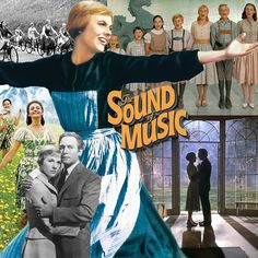 Let's Start at the Very Beginning! 50 Fun Facts About The Sound of Music on the Film's Anniversary Let's Start at the Very Beginning! 50 Fun Facts About The Sound of Music on the Film's Anniversary Sound Of Music Movie, Movie Tv, Turner Classic Movies, Classic Films, Old Tv Shows, Star Wars, Old Movies, Musical Theatre, 50th Anniversary