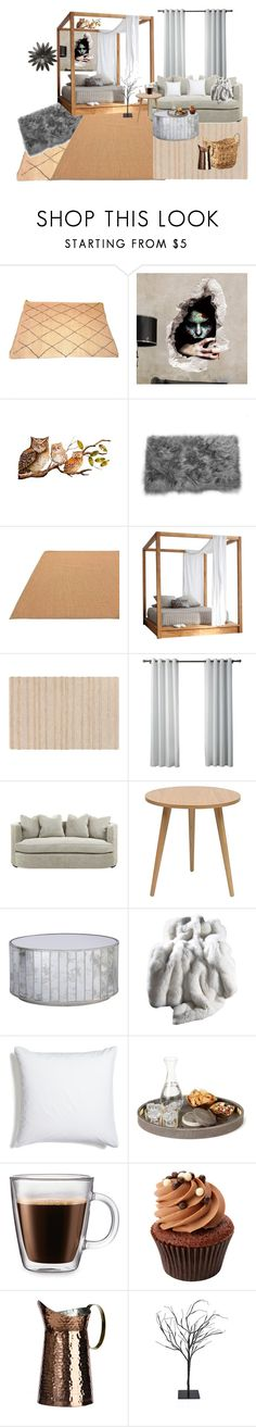 """""""Geen titel #171"""" by manonth on Polyvore featuring interior, interiors, interior design, thuis, home decor, interior decorating, MASH Studios, Worlds Away, Calvin Klein en Frontgate"""