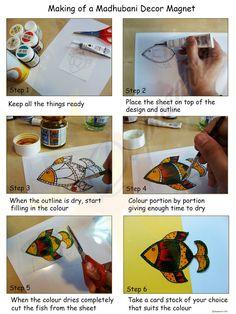 Madhubani for Kids - DIY
