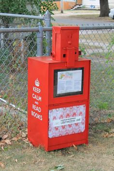 Little Free Libraries On A Shoestring Budget