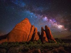 Milky Way Image, Utah | National Geographic Photo of the Day