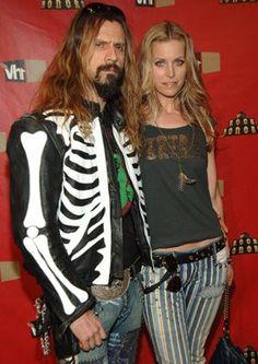 LOVE LOVE - the jacket!!!! Rob Zombie & Sheri Moon Zombie