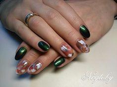 @pelikh_Волшебный дизайн ногтей с помощью аэрографии (фото) - маникюр в домашних…